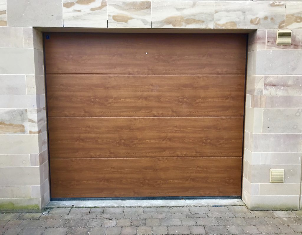 Garage doors aes scotland uk edinburghglasgow fife scotland steel up over garage doors rubansaba