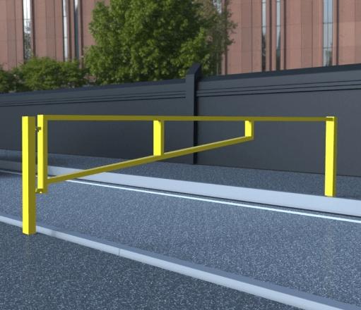 Manual Swing Gate Barrier