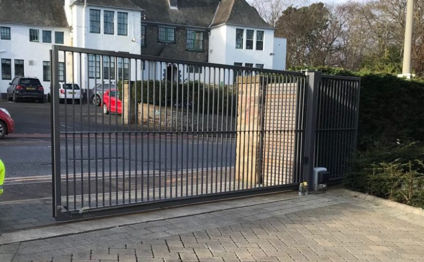 Automatic Gate Repair and Servicing Edinburgh