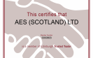 AES (SCOTLAND) LTD Edinburgh Trusted Trader