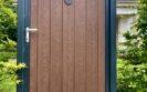 AES (SCOTLAND) LTD recently installed composite pedestrian gate Fife